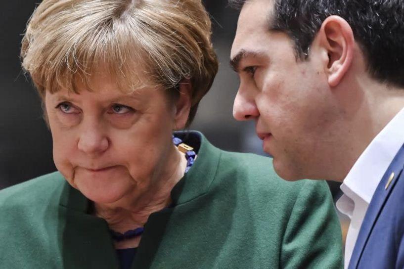 Ο Τσίπρας υποδέχεται το απόγευμα την Μέρκελ – «Ριψοκίνδυνο ταξίδι» λένε οι Γερμανοί