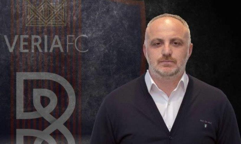 """Γιώργος Μεταξάς: """"Η άνοδος ήρθε γιατί η Βέροια ήταν καλύτερη ομάδα."""