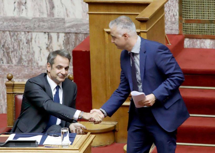 Δήλωση του Λάζαρου Τσαβδαρίδη για τη συμπλήρωση ενός χρόνου διακυβέρνησης της Νέας Δημοκρατίας