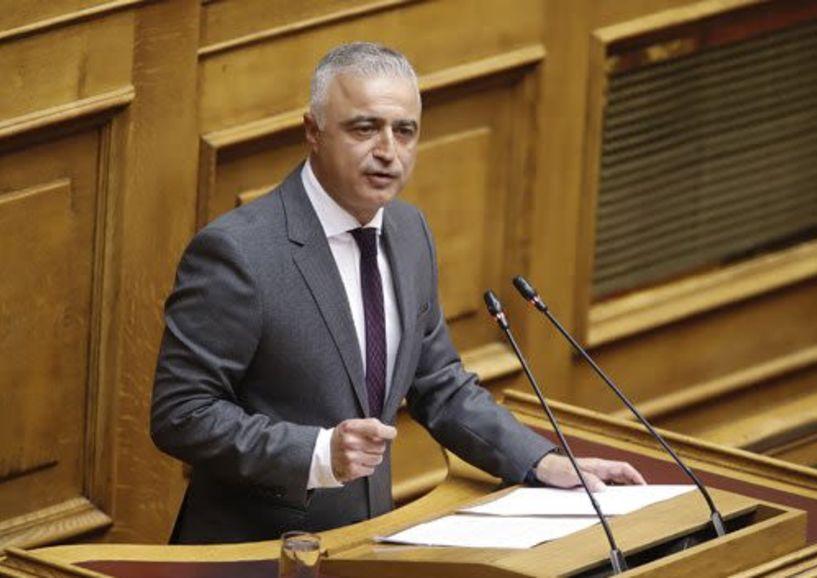 Λάζαρος Τσαβδαρίδης: «Τα επίσημα στοιχεία για την πορεία της Οικονομίας επί διακυβέρνησης ΣΥΡΙΖΑ εκθέτουν τον κ. Τσίπρα»