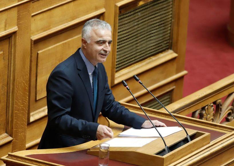 Λάζαρος Τσαβδαρίδης για την αναθεώρηση του Συντάγματος: «Απολύτως αναγκαία η αποσύνδεση της εκλογής Προέδρου της Δημοκρατίας από τη διάλυση της Βουλής»
