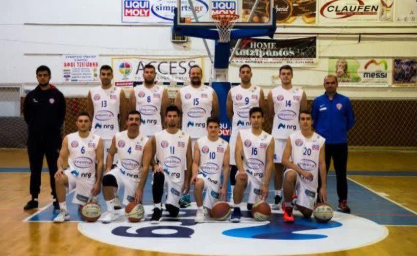 Μπάσκετ Γ' Εθνικής. Την ΓΕ Αγρινίου υποδέχεται την Κυριακή ο ΑΟΚ Βέροιας