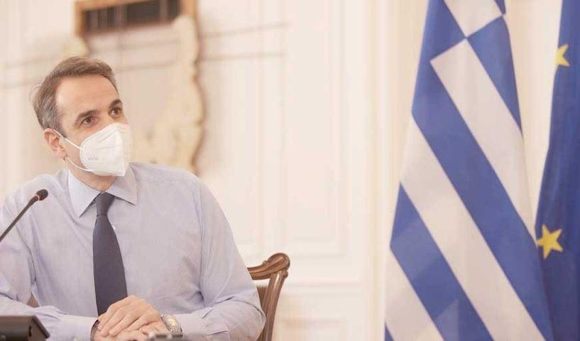Κ. Μητσοτάκης για το Εθνικό Σχέδιο Ανάκαμψης: Ένα γιγαντιαίο  πρόγραμμα που μπορεί να κινητοποιήσει σχεδόν 60 δις. ευρώ