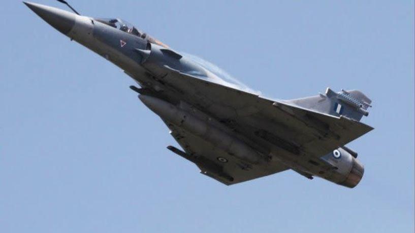 Νεκρός ο Έλληνας πιλότος του MIrage2000-5 που κατέπεσε Β.Α. της Σκύρου