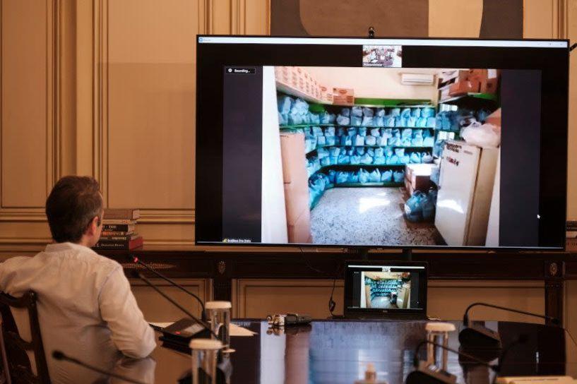 Πρόσληψη 3.000 μόνιμων υπαλλήλων στο «Βοήθεια στο Σπίτι» ανακοίνωσε ο Κυριάκος Μητσοτάκης