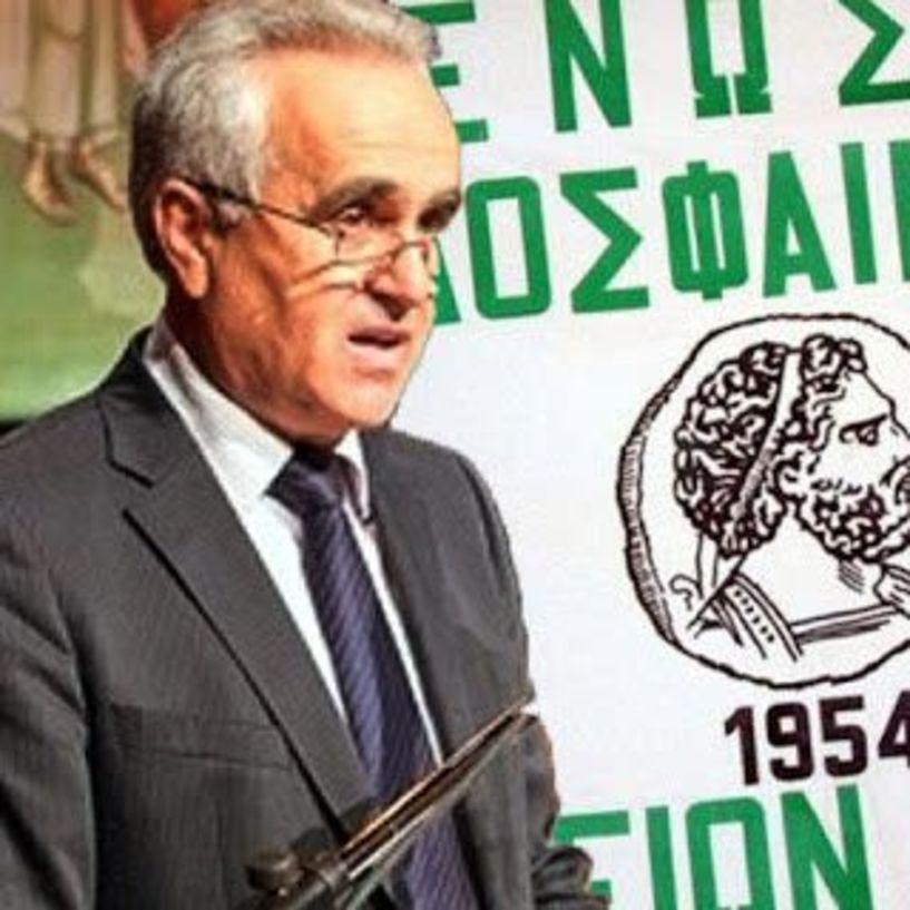 Ανανέωσε την θητεία του στην ΕΠΣ Ημαθίας ο Στέργιος Μουρτζίλας.