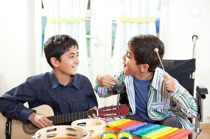 Οι μουσικές ικανότητες των παιδιών με ειδικές ικανότητες. Γράφει η Ευδοξία Δαβόρα, μουσικοπαιδαγωγός - μουσικοθεραπεύτρια