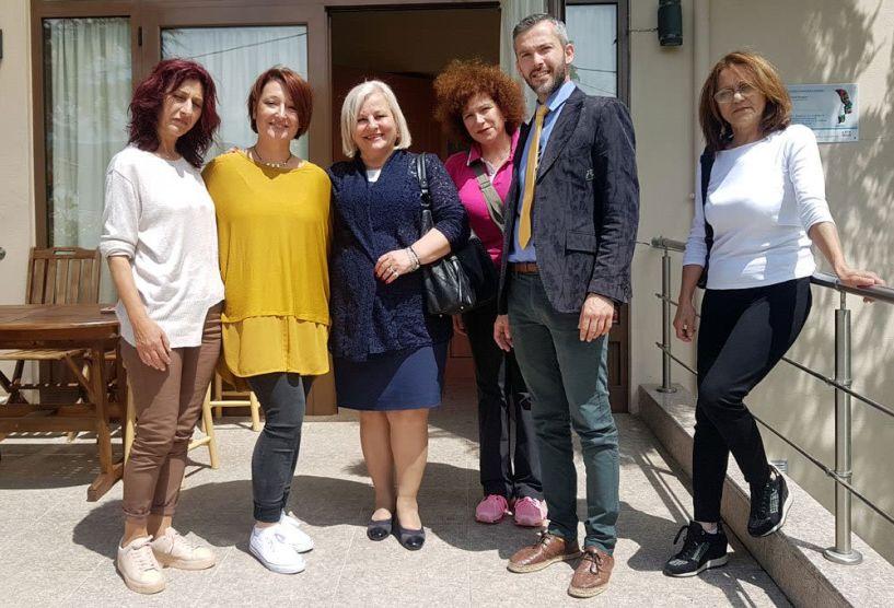 Γεωργία Μπατσαρά από το «Σπίτι της Βεργίνας»:  Δεν αρκεί ο εθελοντισμός. Χρειάζεται κατάθεση ψυχής…