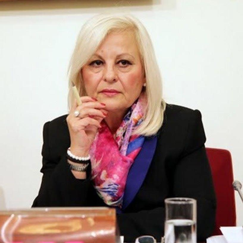 Συνέντευξη τύπου δίνει αύριο η   Γεωργία Μπατσαρά