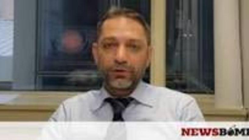 Έφυγε τα ξημερώματα από τη ζωή σε ηλικία 43 ετών ο δημοσιογράφος Βασίλης Μπεσκένης