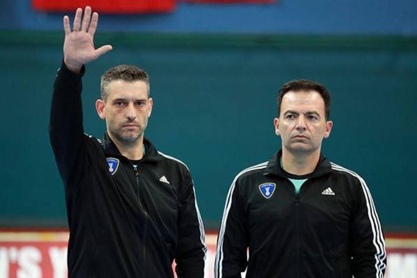 Οι διεθνείς διαιτητές Μπέτμαν- Τζαφερόπουλος στο Ολυμπιακός- ΑΕΚ - Οι ορισμοί των διαιτητών