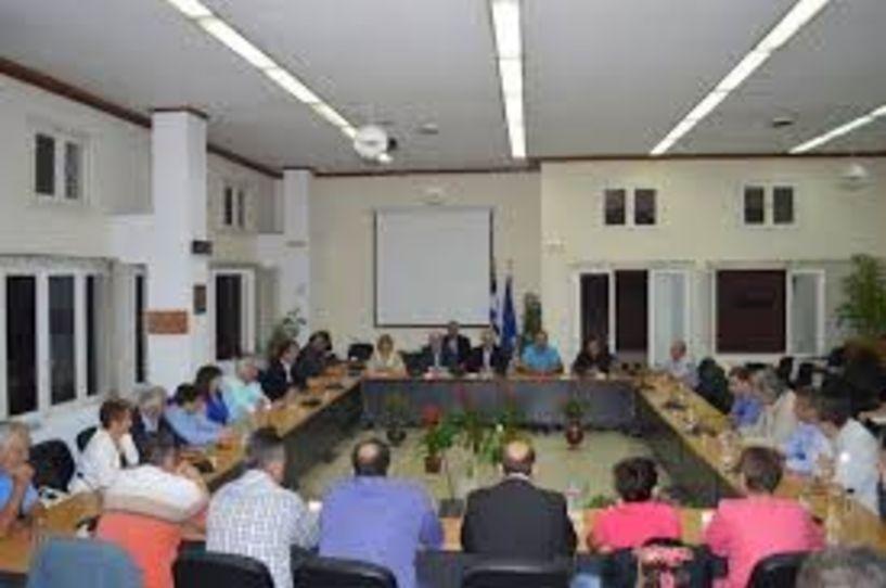 Συνεδριάζει την Παρασκευή το Δημοτικό Συμβούλιο Νάουσας