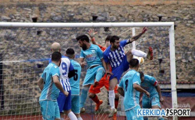 Α1 ΕΠΣ Ημαθίας .Άνετη νίκη της Νάουσας 4-1 τον πρωτοπόρο ΠΑΟΚ