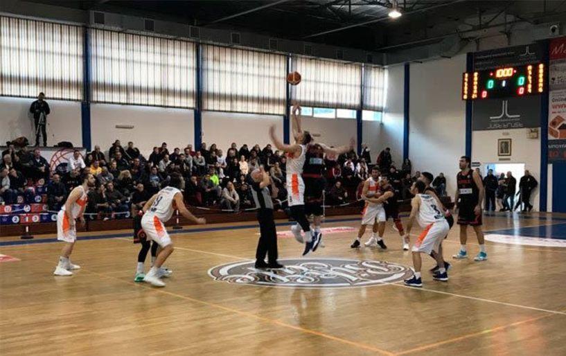 Μπάσκετ Α2 Έχασε στο Ναύπλιο ο Φίλιππος Βέροιας με 83-60
