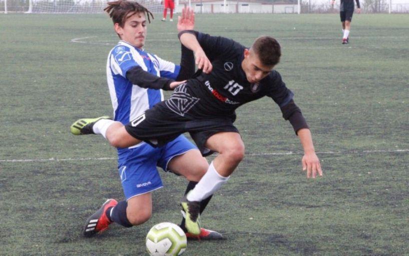 Πρωτάθλημα Νέων. ΝΠΣ Βέροια- ΑΟ Καβάλας