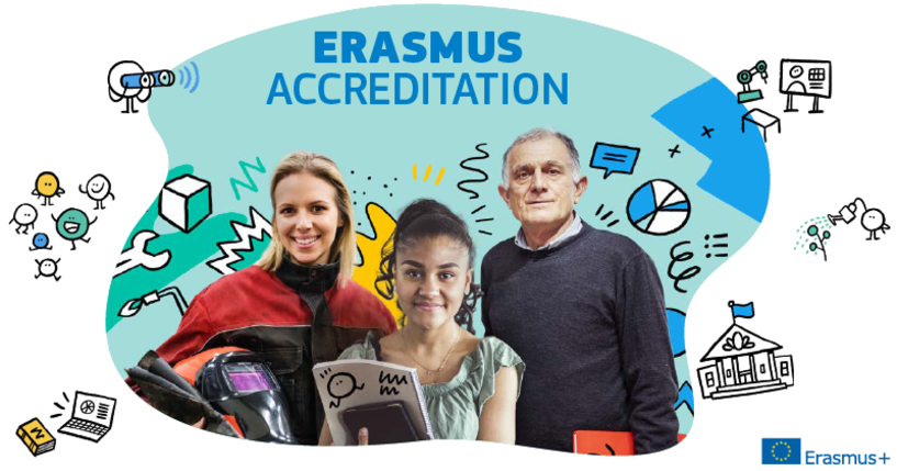 Διαπίστευση Erasmus+ για το 1ο Εργαστηριακό Κέντρο Βέροιας