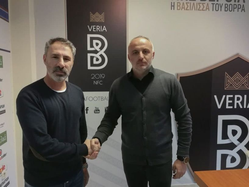 Νέος συνεργάτης του Κώστα Γεωργιάδη ο Βαγγέλης Ντίτσιος .Η αποστολή για την Ρόδο