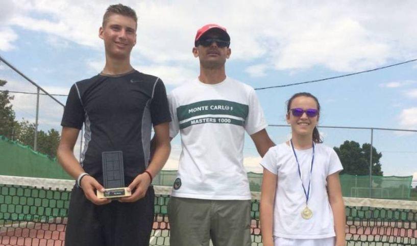 Διακρίσεις του Ο.Α.Αλέξανδρος στο 4ο Ενωσιακό Πρωτάθλημα Αντισφαίρισης Κεντροδυτικής Μακεδονίας
