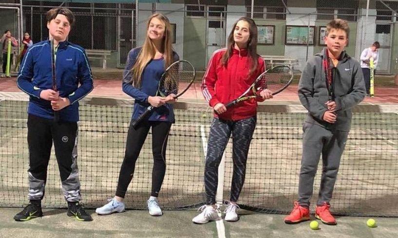 Σπουδαίες διακρίσεις για τον Όμιλο Αντισφαίρισης Βέροιας