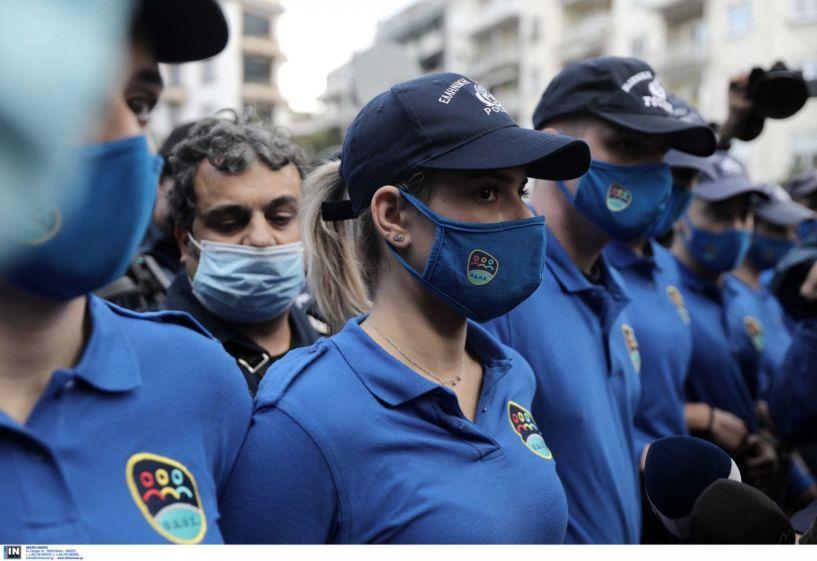 ΟΔΟΣ – Πρεμιέρα για τη νέα... άοπλη ομάδα της Ελληνικής Αστυνομίας