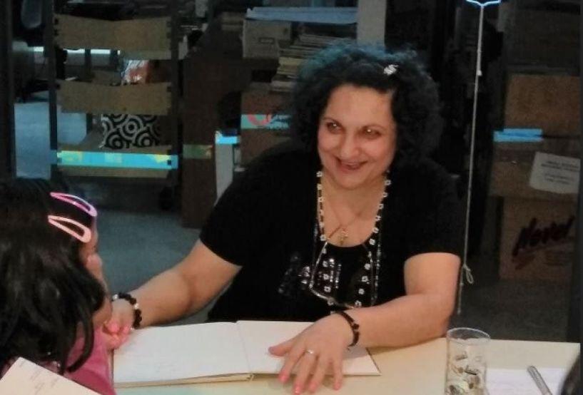 Τα νέα της πόλης και η συγγραφέας Όλγα Κουτμηρίδου Μεταξά στις
