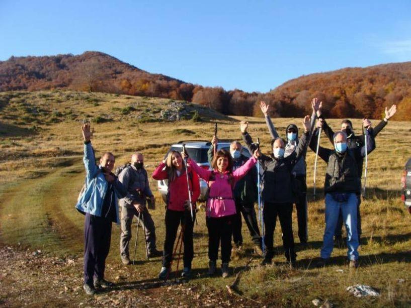 Με τους Ορειβάτες Βέροιας στο Αρσούρμπασι