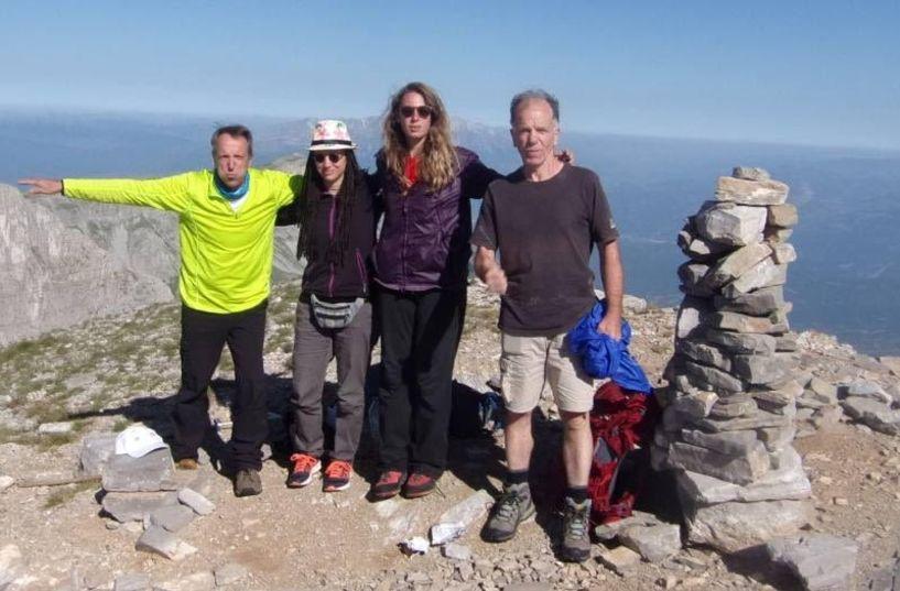 Με τους Ορειβάτες Βέροιας στην Κορυφή Γκαμήλα και Δρακόλιμνη