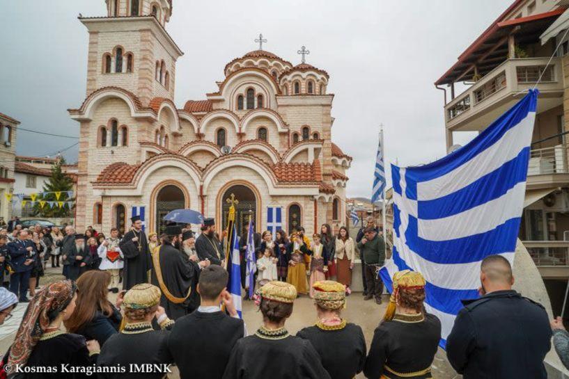 Εορτάστηκε  η Κυριακή της Ορθοδοξίας στη Νάουσα