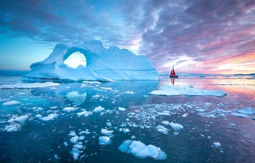 ΟΗΕ: Το λιώσιμο των παγετώνων είναι τόσο ανησυχητικό όσο και αυτό των παγοκαλυμμάτων