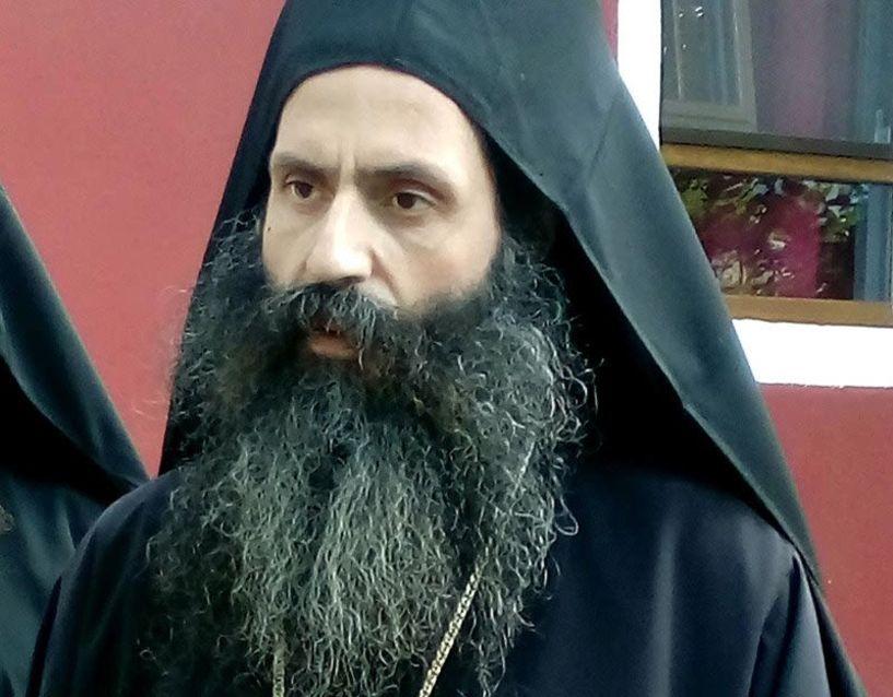Ενθρονίζεται και επίσημα Ηγούμενος στη Μονή Καλλίπετρας Βέροιας ο Αρχιμ. Παλαμάς