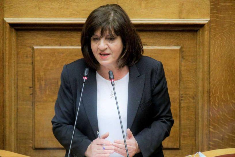 Φρόσω Καρασαρλίδου: «Να διασφαλιστεί η χρηματοδότηση των ΔΕΥΑ για την υλοποίηση έργων» - Κατάθεση ερώτησης με 36 ακόμα βουλευτές του ΣΥΡΙΖΑ-ΠΣ.