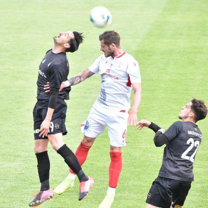 Πρώτη ήττα στις Σέρρες για την Βέροια 1-0 με γκολ του Ολαιντάν.!!