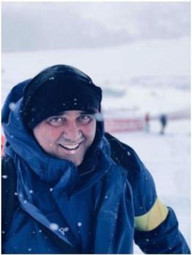 Στην κορυφή της Παγκόσμιας Χιονοδρομίας το μέλος του ΣΧΟ Βεροίας Ανδρέας Παντελίδης