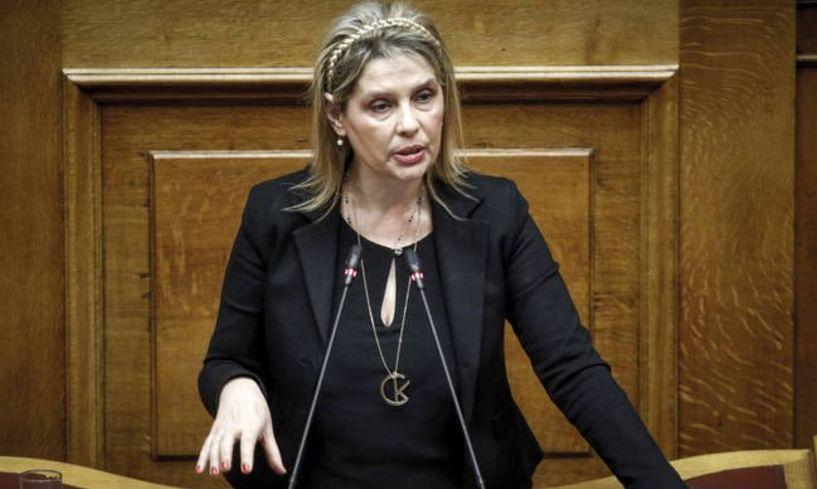 Κατερίνα Παπακώστα-Σιδηροπούλου για τα εθνικά θέματα:   «Πρέπει οι ίδιοι οι πολιτικοί αρχηγοί να αρθούν στο ύψος της ευθύνης τους»