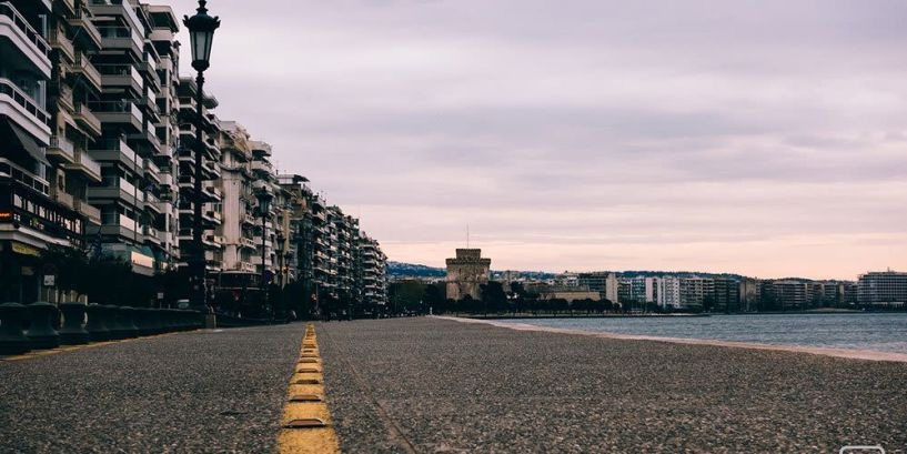 Αμφιδρομούνται δύο κεντρικοί δρόμοι στη Θεσσαλονίκη