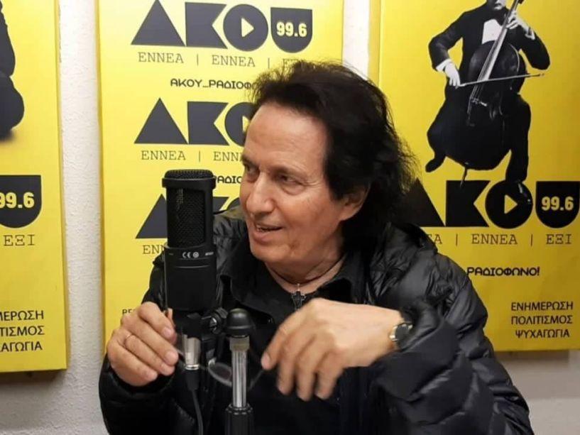 «Λαϊκά και Αιρετικά» (27/2): Ο Πασχάλης ζωντανά στο στούντιο του ΑΚΟΥ, συνέντευξη του Τάσου Γιάγκογλου