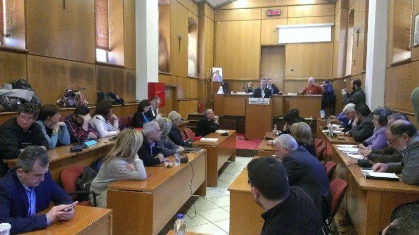 Σύγκληση του Περιφερειακού Συμβουλίου Κεντρικής Μακεδονίας σε τακτική συνεδρίαση, τη Δευτέρα 14 Ιανουαρίου 2019