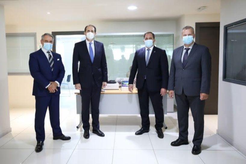 Απ. Βεσυρόπουλος : «Ενισχύεται η επιχειρησιακή δράση κατά του λαθρεμπορίου με νέο εξoπλισμό που παραδόθηκε από την BAT Hellas στο Σ.Ε.Κ.»