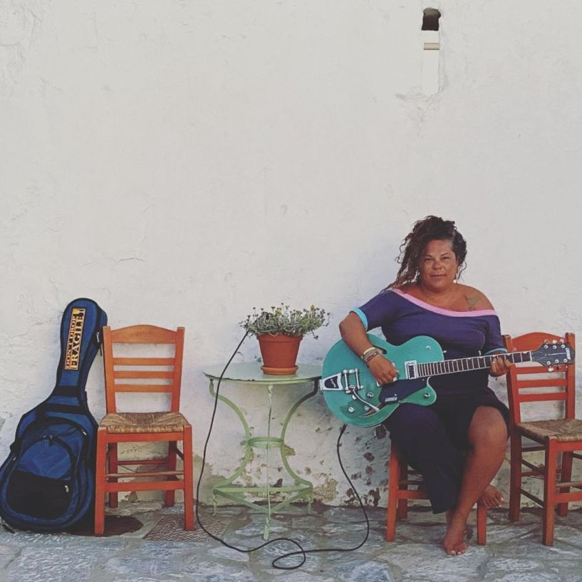 SUMMER OUT 2021 - Συναυλία της Ματούλας Ζαμάνη στο Σέλι