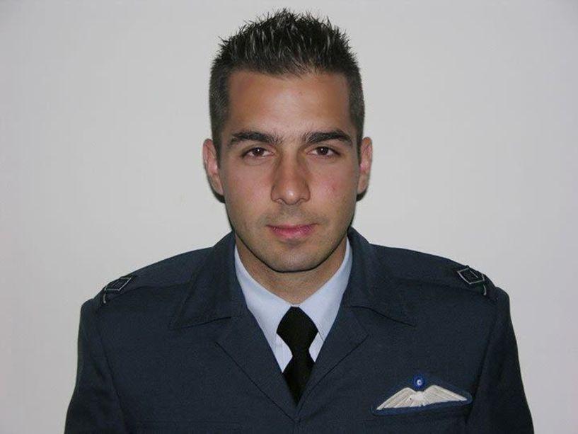 Τριήμερο πένθος στις Ένοπλες Δυνάμεις για τον πιλότο  Γεώργιο Μπαλταδώρο που έπεσε για την πατρίδα