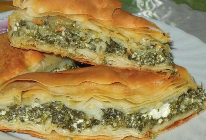 Γιορτή βλάχικης παραδοσιακής πίτας στο Σέλι