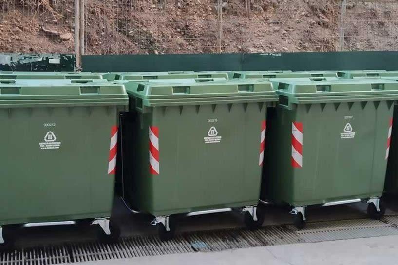 Δεν χρειάζεται SMS για να πετάξετε τα σκουπίδια!