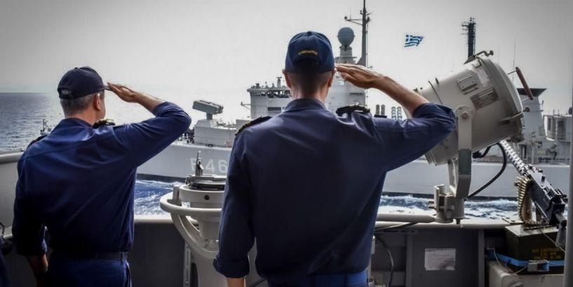 Εντάχθηκε στο Πολεμικό Ναυτικό η νέα πυραυλάκατος με το όνομα του ήρωα των Ιμίων Καραθανάση