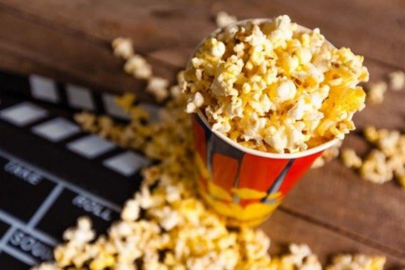 Προσοχή! Η κίτρινη ουσία στο ποπ κορν του σινεμά δεν είναι βούτυρο