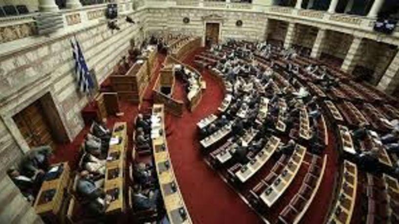 153 βουλευτές των ΣΥΡΙΖΑ-ΑΝΕΛ καταψήφισαν την πρόταση δυσπιστίας της Ν.Δ. για τη «Βόρεια Μακεδονία» - Σήμερα στις Πρέσπες η υπογραφή…