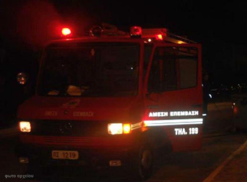 Εκατοντάδες κλήσεις και περιστατικά αντιμετώπισε άμεσα η Πυροσβεστική Υπηρεσία σε όλο τον Νομό