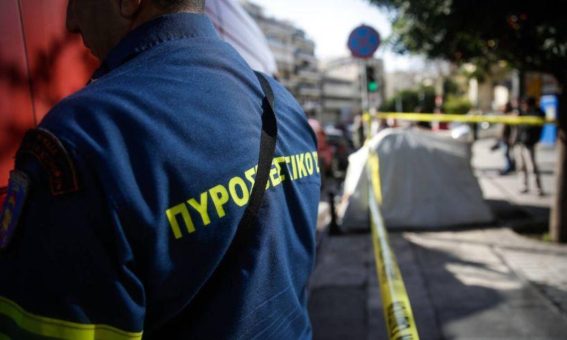 Τραγωδία στη Θεσσαλονίκη: Νεκρός πυροσβέστης σε φωτιά στη Σίνδο