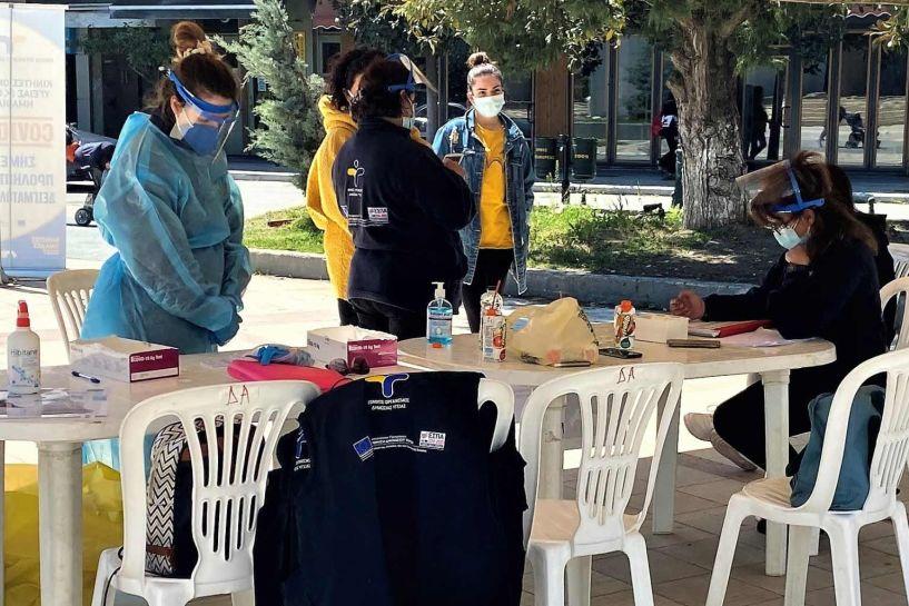 Δωρεάν rapid tests θα διενεργηθούν στο Δήμο Αλεξάνδρειας - Από 27 έως 29 Απριλίου