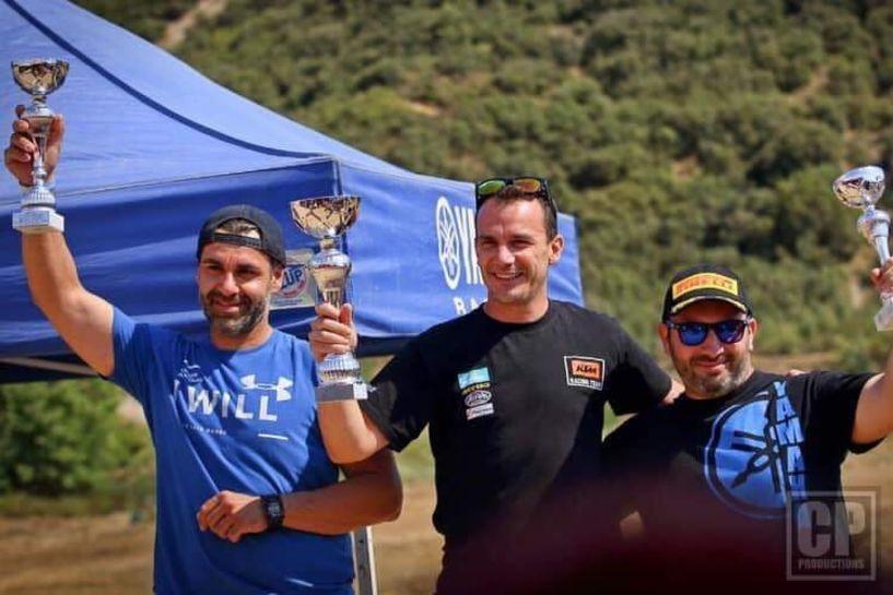 4ος στο Πανελλήνιο πρωτάθλημα MotoCross ο Κώστας Γκόσκινος! - Aνάμεσα σε 54 συμμετέχοντες