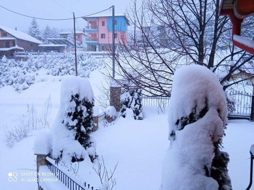 Στο Σέλι -14 και 70 εκ. χιόνι!!!